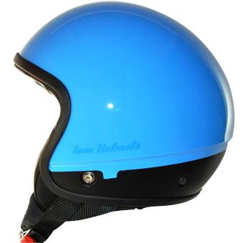 Cover Unie azzurro per casco componbile Love Helmet