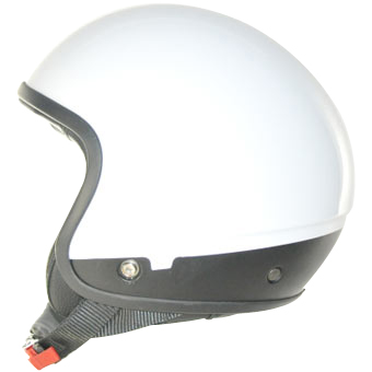 Love Helmet Cover shell Unie white