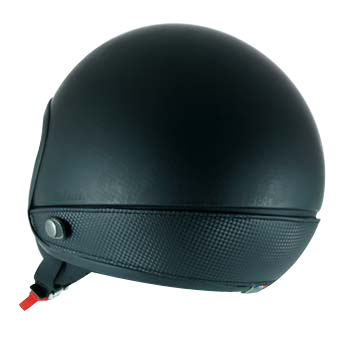 Love Helmet neck cover carbon