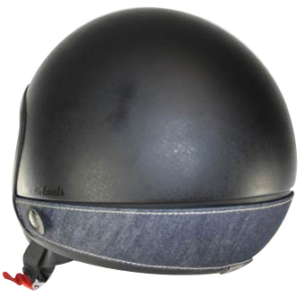 Love Helmet neck cover denim
