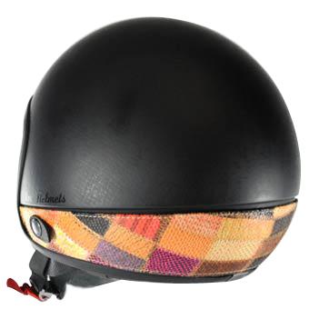 Love Helmet neck cover imitation viper Patchwork