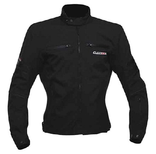 LS2 Apparel DUBAI Ladies jacket Black