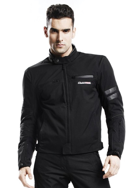 LS2 Apparel DUBAI jacket Black