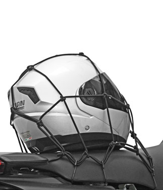 OJ Spider net black