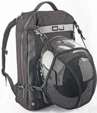 OJ DaY backpack black