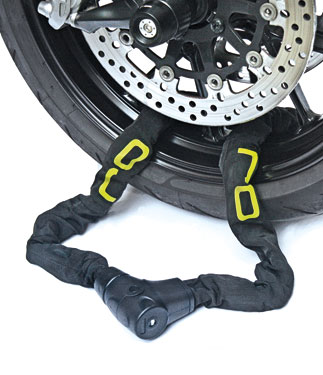 OJ Steel Chain 150 cm