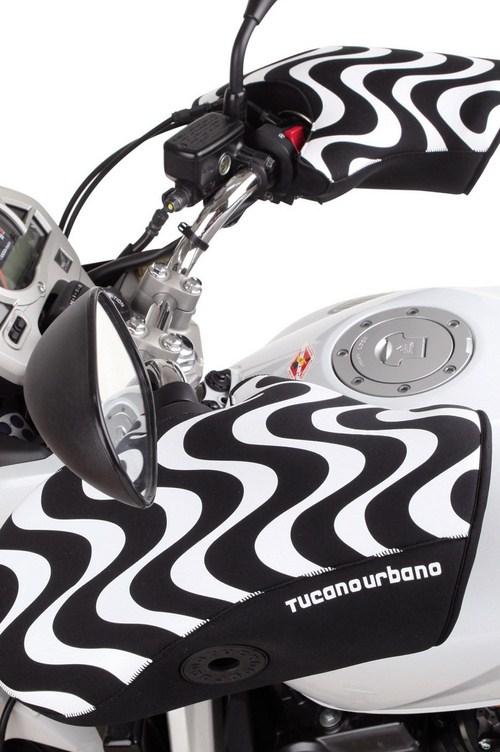 Tucano Urbano R360 handgrip covers R361 optical