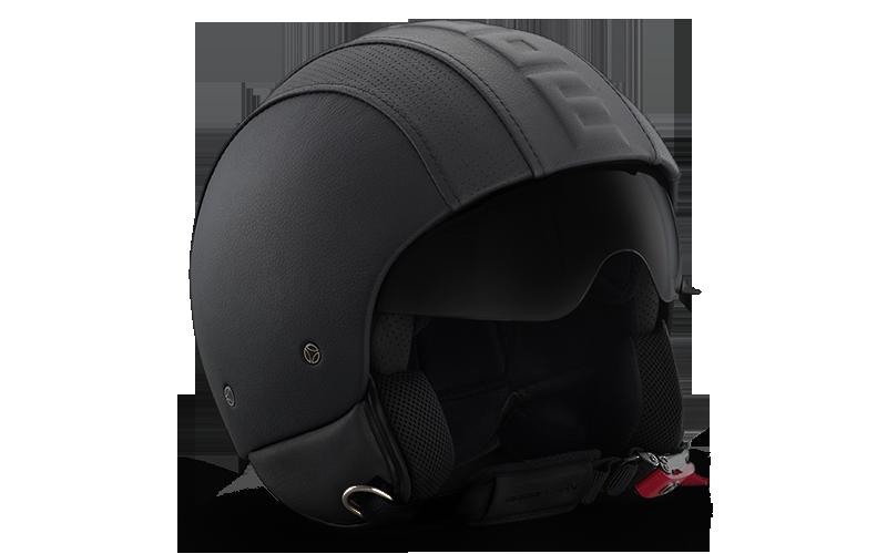 Momo Design Hero helmet black