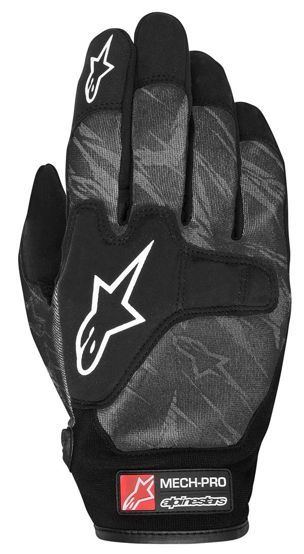 Alpinestars Mech Pro gloves black cool grey