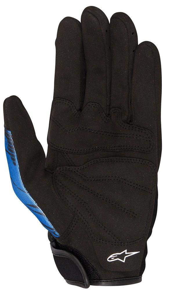 Alpinestars Mech Pro gloves blue black