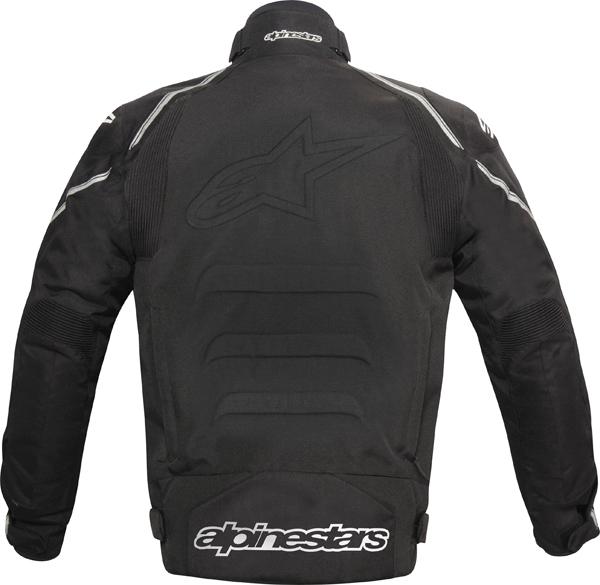 Giacca moto Alpinestars Megaton DS nero grigio ardesia