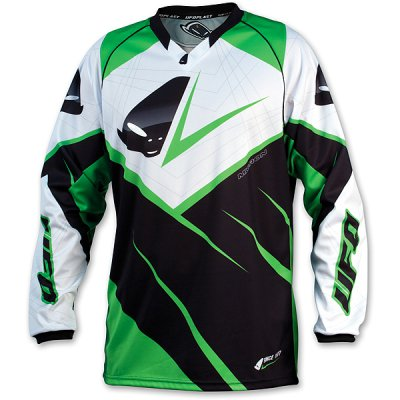 Cross Jersey UFO MX-23 Micron Green Jersey