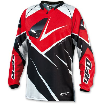 Cross Jersey UFO MX-23 Micron Red Jersey