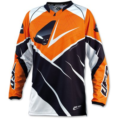 Cross Jersey UFO MX-23 Micron Orange Jersey