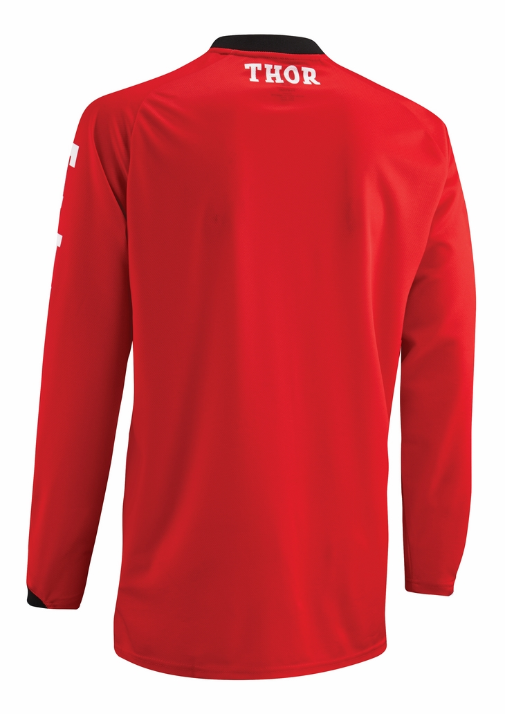 Thor Phase Pro-GP jersey red black
