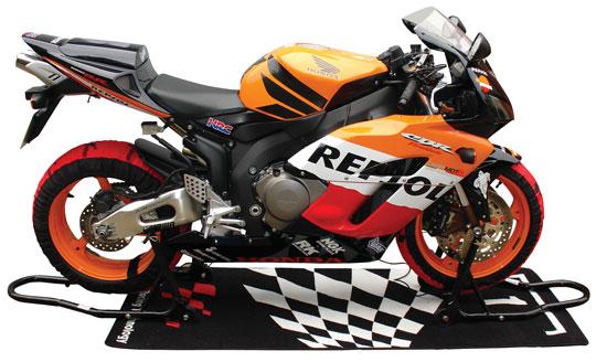 Termocoperte MotoGP Design SBK, taglia XL