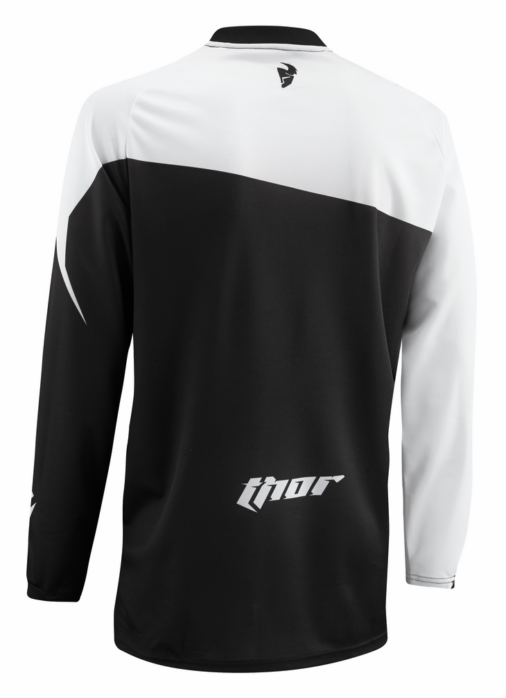 Thor Youth Phase Tilt jersey black