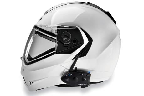 Midland BTX2 Single Bluetooth Intercom System for 1 helmet