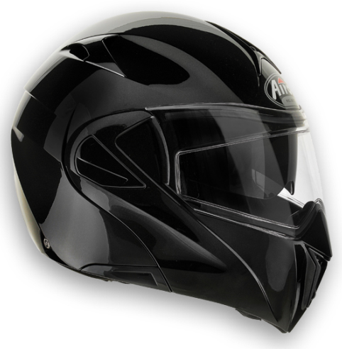 AIROH Mirò XRP Color open-face helmet black metal