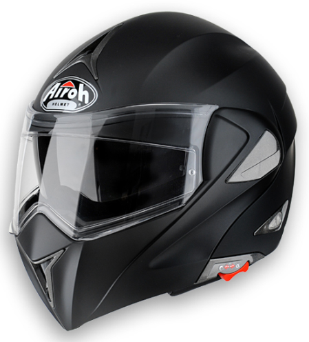 AIROH Mirò XRP Color open-face helmet black matt