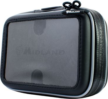 Midland mounting system for motorcycle GPS 3.5 soft case