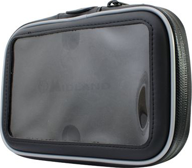 Midland mounting system for motorcycle GPS 6 soft case