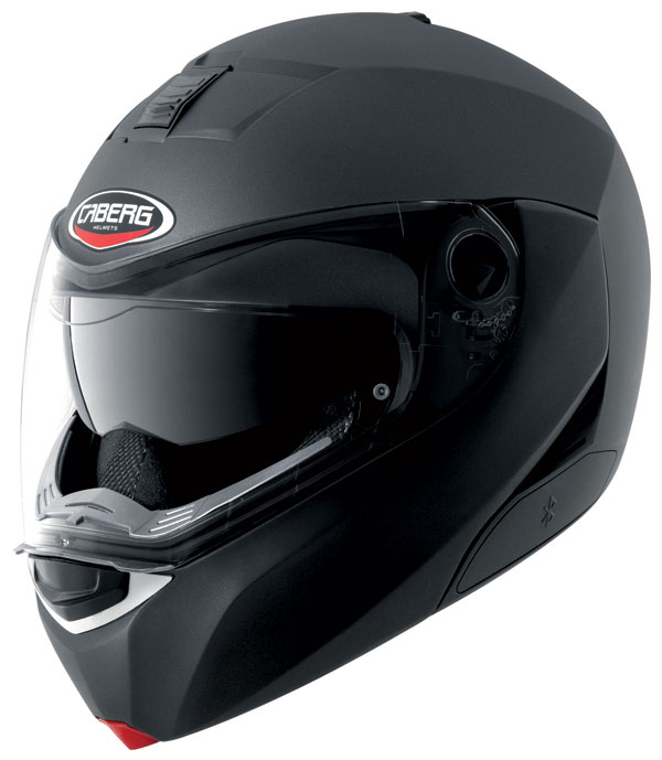 Caberg Modus modular helmet Gloss Black