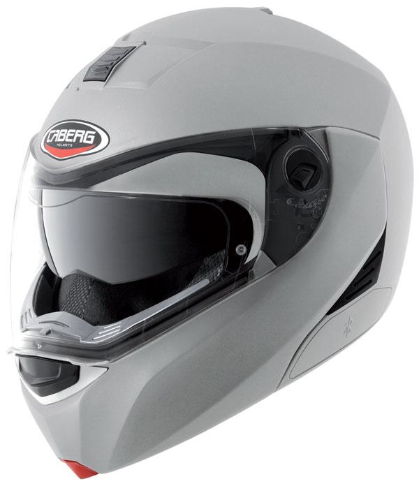 Caberg Modus modular helmet Silver