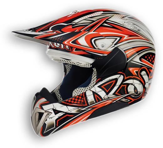 Airoh Cross motorcycle helmet child Mr. Cross Tags