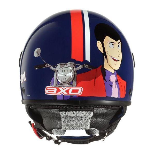 Casco jet Axo Subway Lupin III Lupin