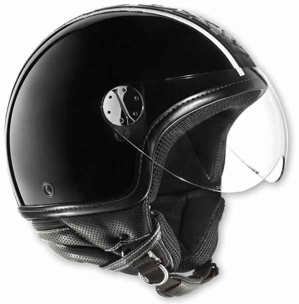 Jet Helmet AXO Subway Gasoline Black