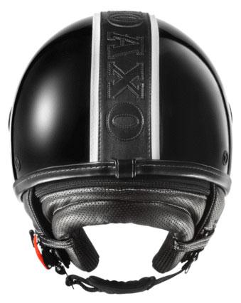 Jet Helmet AXO Subway Gasoline Black