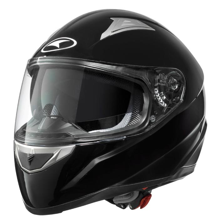 AXO Velvet full face helmet Black