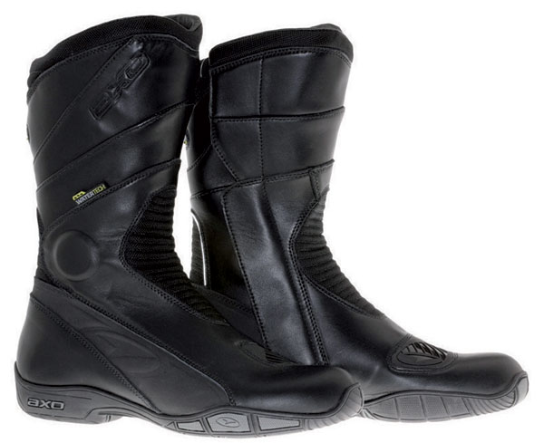 Touring Boots AXO Q4 WP Black