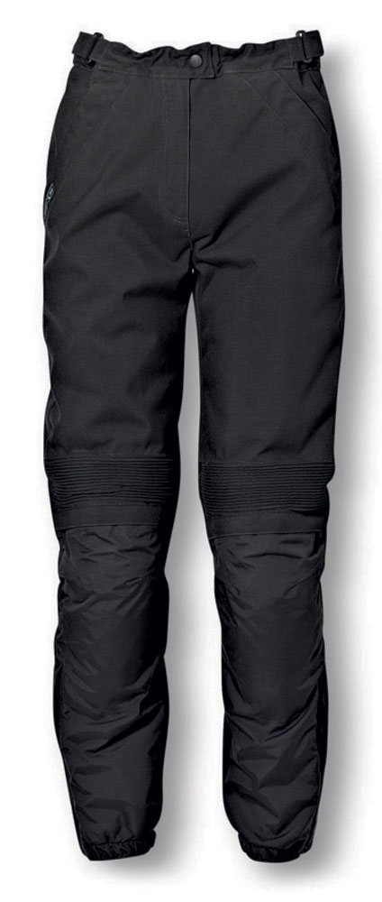 Motorcycle trousers waterproof AXO T Kay Evo-Black