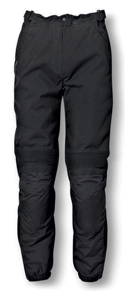 Pantaloni moto donna impermeabili AXO T-Kay Evo Lady Nero