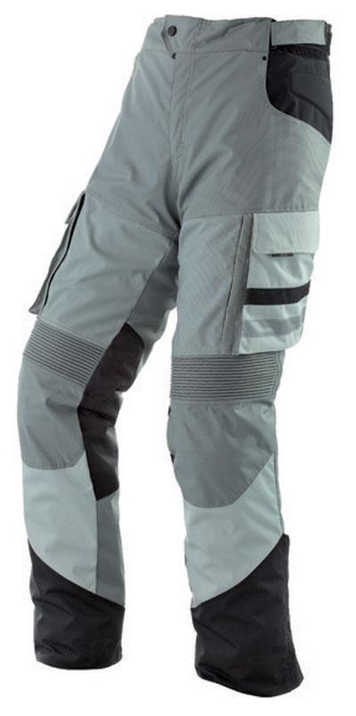 Pantaloni moto impermeabili AXO Cayman Grigio