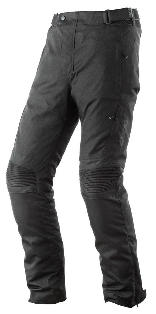 AXO motorcycle pants waterproof Cardinal Black