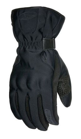 AXO motorcycle gloves waterproof Wired Pro Black
