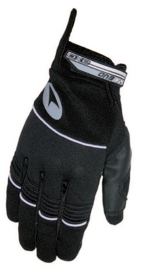 Gloves AXO S27 Pro Black