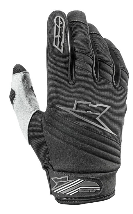 AXO Gecko gloves Black