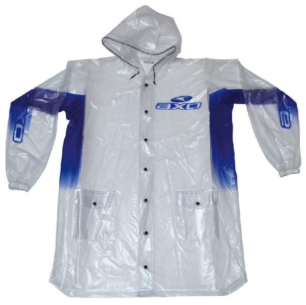 Giacca antipioggia AXO Mud Coat Trasparente