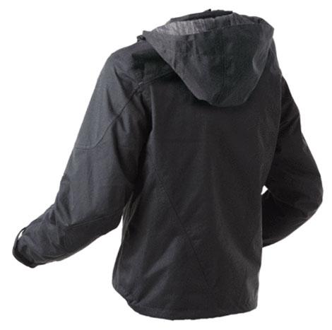 AXO motorcycle jacket waterproof Head Up Black