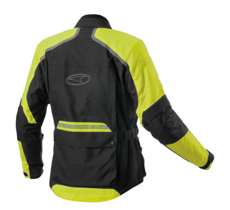AXO Harrison jacket Black Yellow