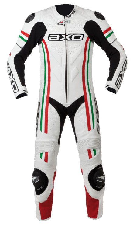 Jumpsuit Leather AXO Indy Italy