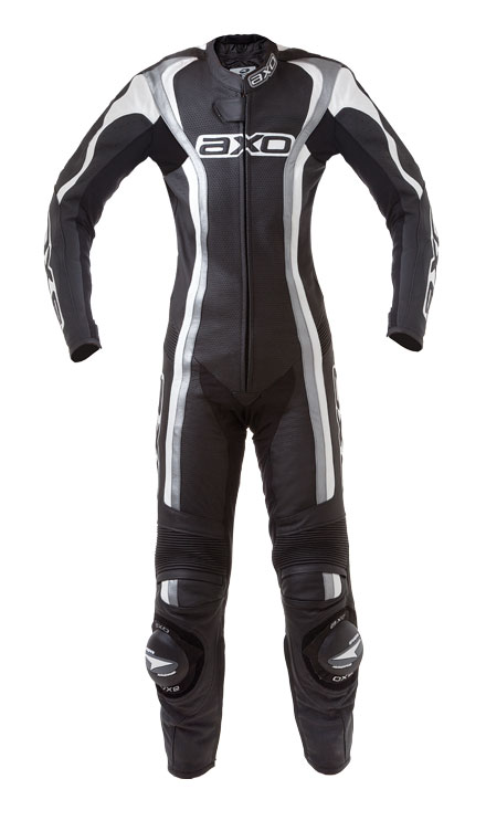 AXO Talon woman leather suit Black