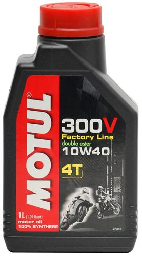 Motul 300V 10W40 1lt.