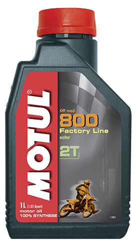 Motul 800 2T off road 1lt.
