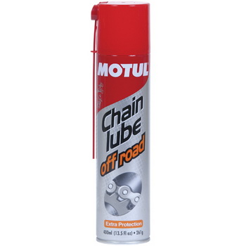 Motul chain lube off road 400ml.