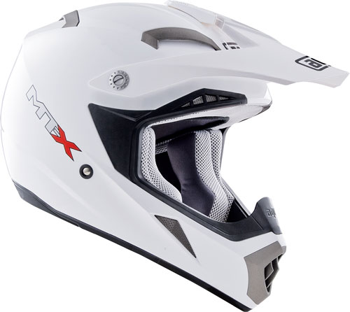 Agv MT-X Mono off-road helmet white